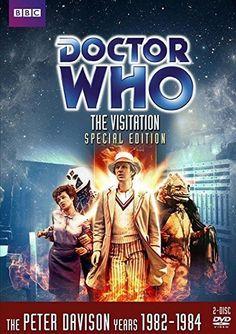 Peter Davison & Matthew Waterhouse & Peter Moffatt-Doctor Who: The Visitation