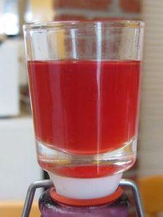 Liqueur de Framboises maison - Les recettes de Pauline Juice Drinks, Cocktail Drinks, Alcoholic Drinks, Cocktails, Raspberry Liqueur, Curry, Shot Recipes, Kefir, Milkshake