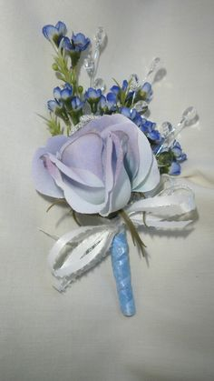Boutonniere for prom 2012