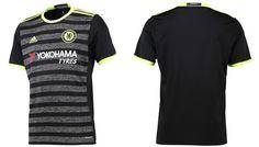 Camisas do Chelsea 2016-2017 Adidas Reserva