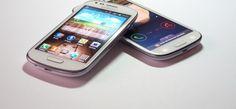 Samsung Galaxy S3 mini - maximaler Spass trotz mini-Maße? Unser Test zum Galaxy S III mini verrät es!