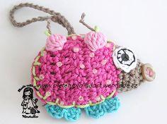 Handmade crochet home decoration and jewelry