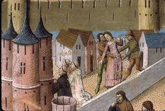 Paris, Bibl. Sainte-Geneviève, ms. 0246 Cité de Dieu (La) / vers 1475