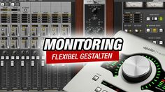 Flexibles Monitoring beim Recording per Universal Audio Apollo Twin - http://www.delamar.de/tutorials/monitoring-mit-universal-audio-apollo-twin-26030/?utm_source=Pinterest&utm_medium=post-id%2B26030&utm_campaign=autopost
