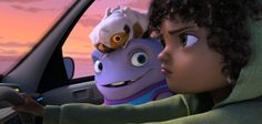 """WHY REPRESENTATION MATTERS:  DreamWorks """"HOME"""""""
