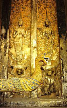 Wat Si Saket . Laos