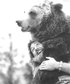 do you remember Grizzly Adams and Ben