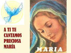 ♫♪A TI TE CANTAMOS PRECIOSA MARÍA♫♪ *VIDEO CREADO POR *♥ ♥LOURDES MARÍA BARRETO*♥ ♥