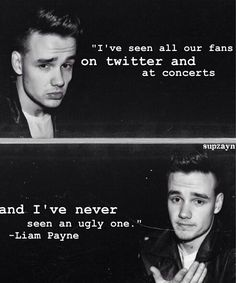 And he waved at us at they concert, so according to Liam Payne one of the five hottest guys alive. Liam James, One Direction Quotes, I Love One Direction, Liam Payne, Guys Be Like, I Love Him, 1d Quotes, Five Guys, 1d And 5sos