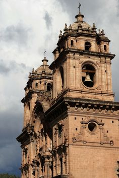 Cathedral Cusco / Digital Photography / Colonial Cathedral Peru / Architecture / Spanish Colonial Cathedral / Church Cusco / JPG Download / Etsy Download   Blog: Karateandcaviar.com