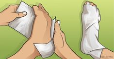 Wrapping feet in aluminum foil can help you deal with health problems Health Problems, Beauty Secrets, Health And Beauty, Aurora Sleeping Beauty, Quelque Chose, Ranger, Wrapping, Household, Knowledge