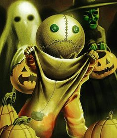 Trick R Treat Fan Art to Drool Over This Halloween - Popcorn Horror