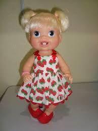 Resultado de imagem para venda de roupas para boneca baby Alive