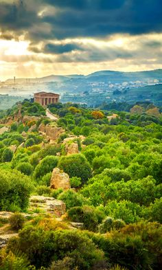 Valley of Temples near Agrigento, Sicily | 3 Unforgettable Days in Sicily - Itinerary suggestions