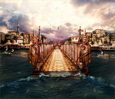 copyrighted number: Digital Art, Fine Art, Art, New York Skyline, Skyline