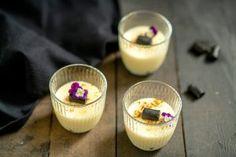 Lakritsipannacotta A Food, Panna Cotta, Pudding, Ethnic Recipes, Desserts, Tailgate Desserts, Dulce De Leche, Deserts, Custard Pudding