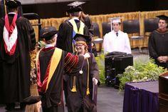 Graduation was crazy. (Taken by Arledge Armenaki, our cinematography professor.)