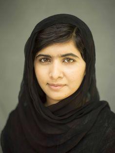 Quand le monde entier reste silencieux, une seule voix peut faire la différence. Malala Yousafzai