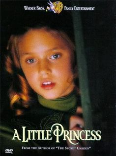 a little princess. Watching this movie tonight is bringing back all kinda of childhood memories... I read this book atleast 30 times as a youngsta. I miss those days..