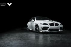 E92 #BMW M3 with #Vorsteiner V-FF 103 Flow Forged #Wheels  #cars #sportscars #supercars  Featured Fitment -- http://www.motoringexposure.com/featured-fitment/