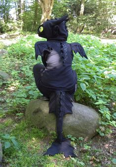 My Toothless Cosplay by *aThousandPaws on deviantART