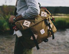 Topo Designs Mountain Bag Black