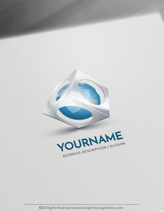 Easily customize this brand with free globe Logo maker. Brand your company instantly with the free logo maker and Globe online Logo. 3d Globe, Globe Logo, Logo Design Software, Online Logo Creator, Modern Names, How To Make Logo, Business Logo Design, Free Design, Design Ideas