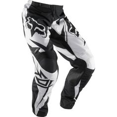 Pantalon Fox Motocross Mx Enduro Costa Blanco Negro Talla 36 - BsF  8.200 4390977ce41