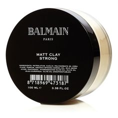 Shop a great selection of Balmain Paris Hair Couture Balmain Hair Matt Clay Strong Find new offer and Similar products for Balmain Paris Hair Couture Balmain Hair Matt Clay Strong Balmain Perfume, Balmain Hair, Curling Hair With Wand, Short Curly Wigs, Curling Iron Hairstyles, Synthetic Lace Wigs, Black Roots, Natural Waves, Damp Hair Styles