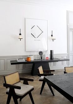 46 Stunning Modern Interior Design Ideas from Joseph Dirand Interior Design Trends, Interior Design Minimalist, Interior Decorating Tips, Interior Styling, Design Ideas, Design Blogs, Design Projects, Pierre Jeanneret, Home Living
