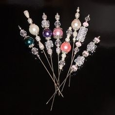 Handmade Hat Pins