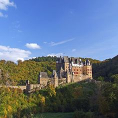 Burg Eltz -- Eltz Castle -- A Pearl among the Castles of Germany, via Flickr.