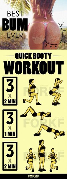 These 9 Butt Workouts Are AMAZING And Will Give You That Bubble Butt In No Time!