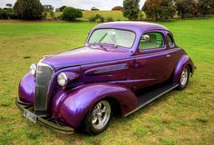"""1937 Chevy Coupe by MICHELLE ~ BLACKY ~ CHAMPAZ, PHOTO""""S.., via Flickr"""