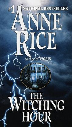 I remember when I first read this in college, I was instantly in love with Anne Rice