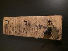 BarnWood hanging keys