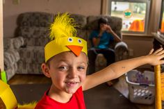 Fun spring learning ideas for kids including duck hats, fish, and alligator craft ideas for kids.