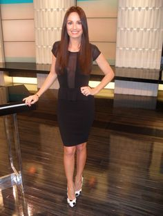 Today on the Cattwalk: Dress @fcuk  Shoes @asos Bracelet @vitafede....LOVE this dress and those shoes!!!