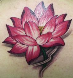 Lotus Flower Tattoos - Tattoos.net