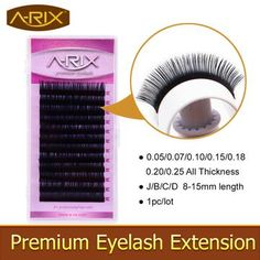 False Eyelashes 10 Pcs Hot Sale High Quality Silk 10d 0.12 Thickness All Sizes Flare Hair Eyelash Extension By Free Shipping A Great Variety Of Goods