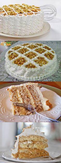 Cake with olives and feta - Clean Eating Snacks Food Cakes, Cupcake Cakes, Sweet Recipes, Cake Recipes, Chocolate Hazelnut Cake, Wonderful Recipe, Holiday Cakes, Cake Decorating Tutorials, Fancy Cakes
