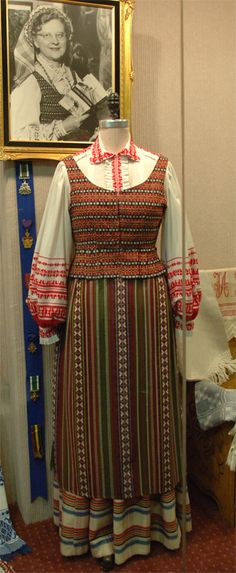 Lithuanian traditional costume