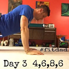 Day 3 push-ups all done.  Good night.  #fitdad #pushups #beachbodycoach #motivation #inspiration #daily #goals #earthdowns #maketime #me #workoutathome #fitness #workout