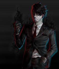 """416 Likes, 68 Comments - Darkiplier (@therealdarkiplier_) on Instagram: """"I don't take very kindly to those who infringe upon my territory ~ Dark. ♡ Cred: Scythlyven-art on…"""""""