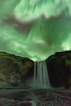 Skogafoss by David Martin Castan