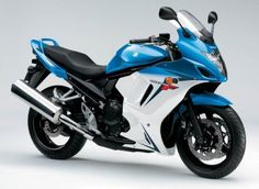 2013 Suzuki GSX650F LAMS Approved Motorbike