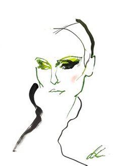 David Downton » Фото, рисунки
