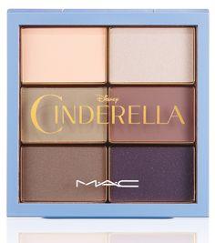 MAC Cinderella Eyeshadow Palette
