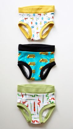 I went on an undie-sewing binge for Hugo a couple weeks ago and whipped these babies out assembly-line style. It wasso very satisfying. Plus omg the cuteness. I used three prints from my Sidewalk knit linefor Cloud9, some black and limebaby rib knit obtained some time in the past from who knows where, and ayellowRead more...