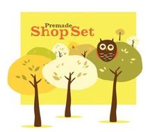 Premade Shop Set for Etsy Etsy Banner and Avatar by ReaniDesigns, $25.00 Tweety, Avatar, Banner, Logos, Unique Jewelry, Handmade Gifts, Cute, Fictional Characters, Shopping